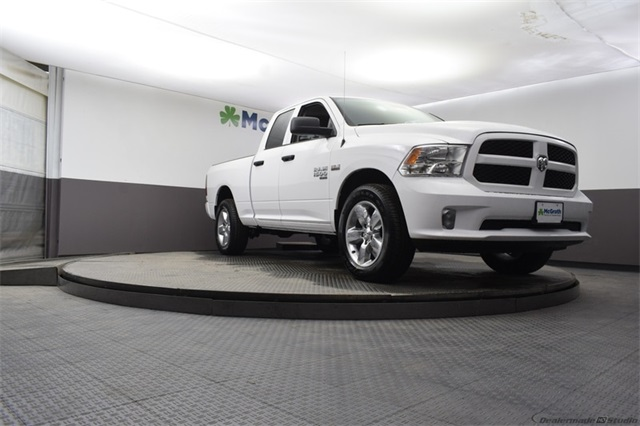 2019 Ram 1500 Quad Cab 4x4,  Pickup #D190581 - photo 25