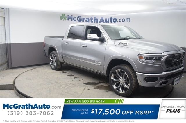 2019 Ram 1500 Crew Cab 4x4,  Pickup #D190769 - photo 1