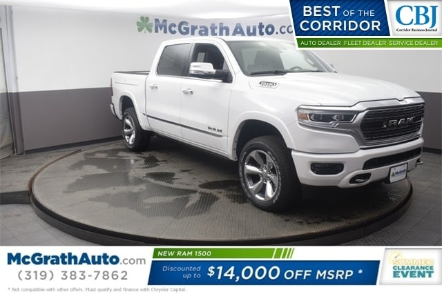 2019 Ram 1500 Crew Cab 4x4,  Pickup #D191226 - photo 1