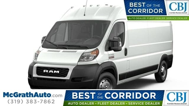2019 ProMaster 2500 High Roof FWD,  Empty Cargo Van #D191400 - photo 1