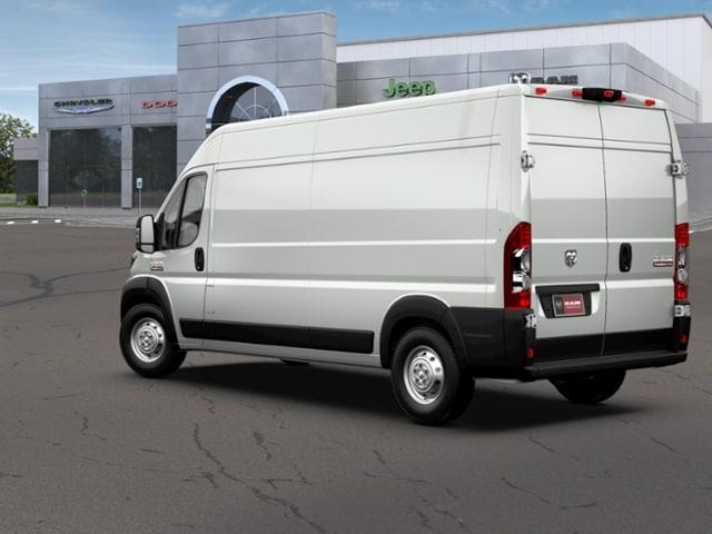 2021 Ram ProMaster 2500 High Roof FWD, Empty Cargo Van #D210342 - photo 1