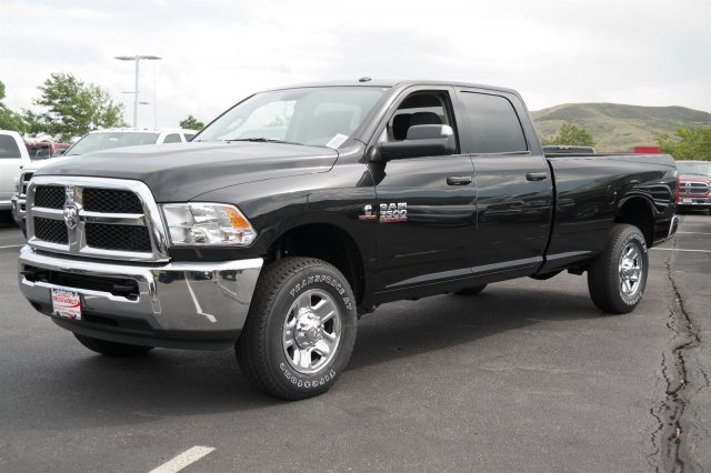 2017 Ram 3500 Crew Cab 4x4 Pickup #171020 - photo 1