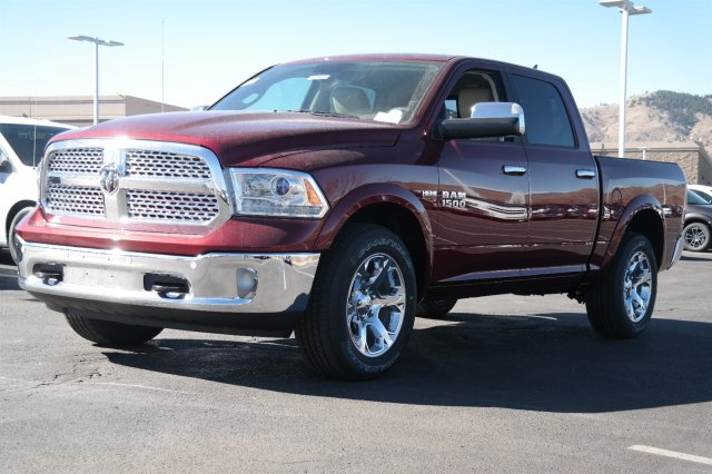 2017 Ram 1500 Crew Cab 4x4, Pickup #17500 - photo 1