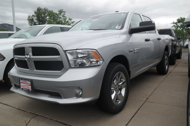 2017 Ram 1500 Crew Cab 4x4 Pickup #17654 - photo 2