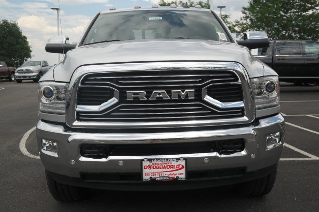 2017 Ram 2500 Crew Cab 4x4, Pickup #17833 - photo 4