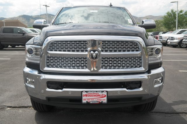 2017 Ram 3500 Crew Cab 4x4, Pickup #17839 - photo 4