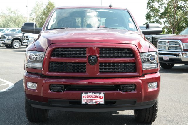 2017 Ram 3500 Crew Cab 4x4, Pickup #17840 - photo 8