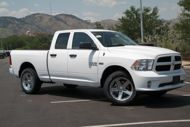 2017 Ram 1500 Quad Cab 4x4 Pickup #17992 - photo 3
