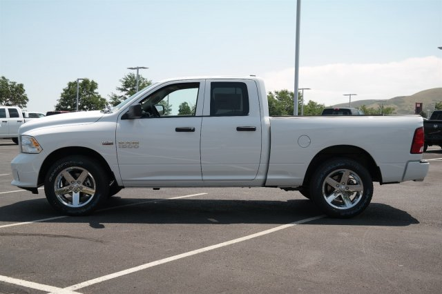 2017 Ram 1500 Quad Cab 4x4 Pickup #17992 - photo 7