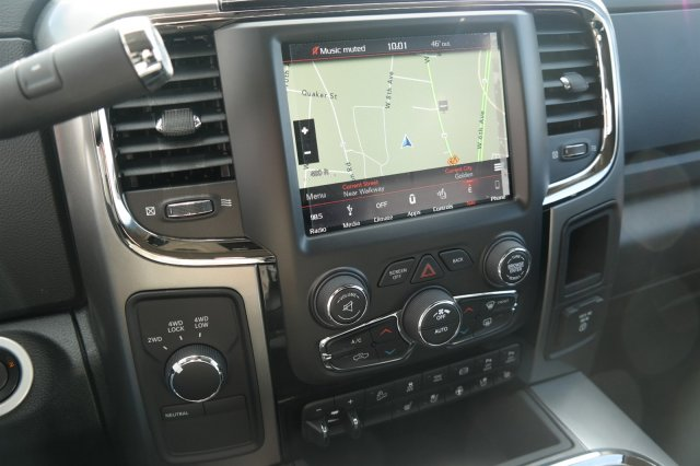 2018 Ram 2500 Mega Cab 4x4 Pickup #18058 - photo 11