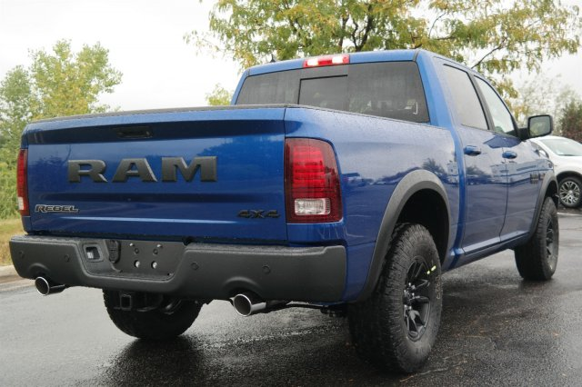 2018 Ram 1500 Crew Cab 4x4, Pickup #18064 - photo 2