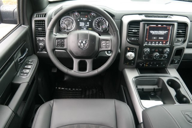 2018 Ram 1500 Crew Cab 4x4, Pickup #18064 - photo 8