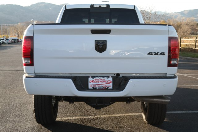2018 Ram 2500 Mega Cab 4x4 Pickup #18074 - photo 6