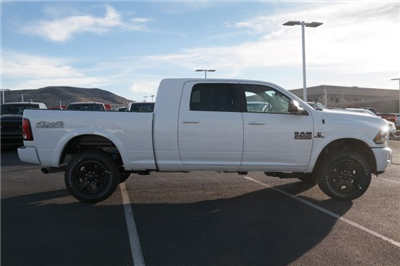 2018 Ram 2500 Mega Cab 4x4 Pickup #18074 - photo 4