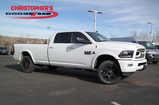 2018 Ram 3500 Crew Cab 4x4,  Pickup #181036 - photo 3