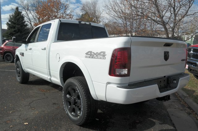 2018 Ram 2500 Crew Cab 4x4,  Pickup #181138 - photo 2