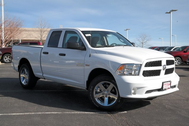 2018 Ram 1500 Quad Cab 4x4, Pickup #18134 - photo 3