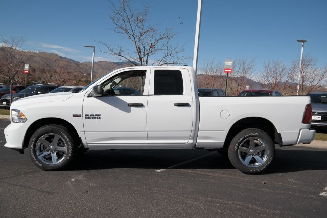 2018 Ram 1500 Quad Cab 4x4, Pickup #18134 - photo 7