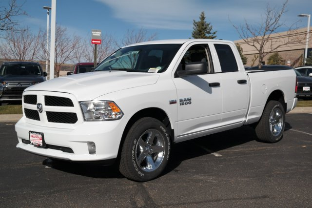 2018 Ram 1500 Quad Cab 4x4, Pickup #18134 - photo 1