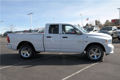 2018 Ram 1500 Quad Cab 4x4, Pickup #18134 - photo 4
