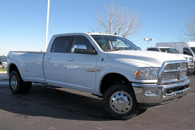 2018 Ram 3500 Crew Cab DRW 4x4 Pickup #18142 - photo 3