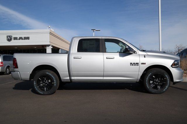 2018 Ram 1500 Crew Cab 4x4,  Pickup #18144 - photo 3