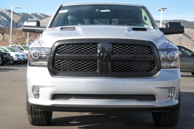 2018 Ram 1500 Crew Cab 4x4,  Pickup #18144 - photo 5
