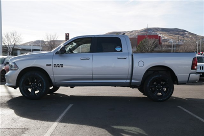2018 Ram 1500 Crew Cab 4x4,  Pickup #18144 - photo 4