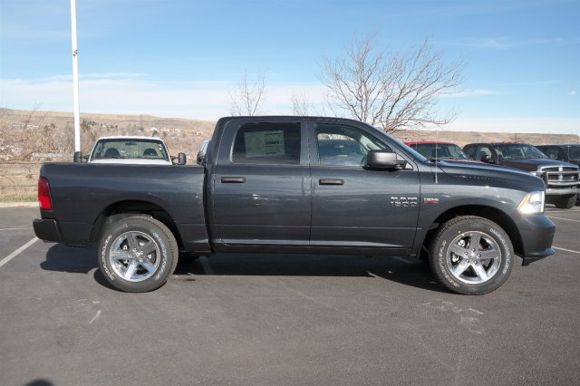 2018 Ram 1500 Crew Cab 4x4, Pickup #18205 - photo 4