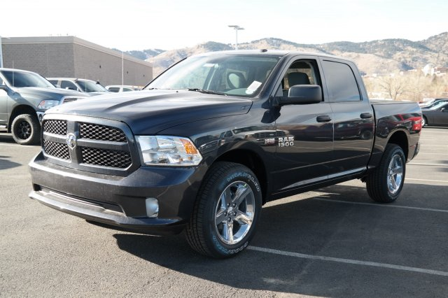 2018 Ram 1500 Crew Cab 4x4, Pickup #18205 - photo 1