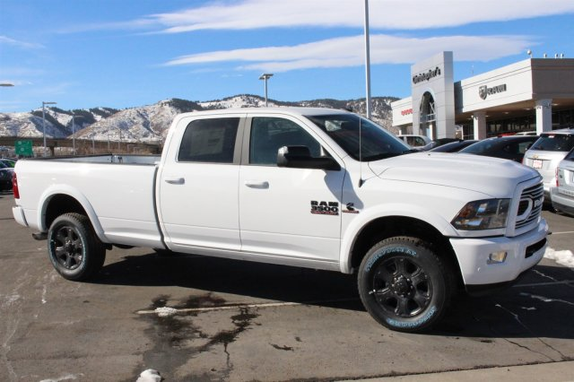 2018 Ram 3500 Crew Cab 4x4, Pickup #18220 - photo 1