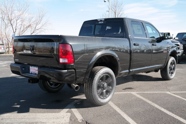 2018 Ram 3500 Crew Cab 4x4,  Pickup #18234 - photo 5