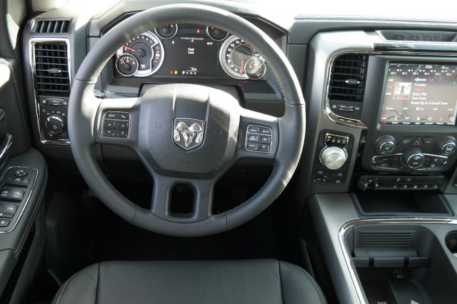 2018 Ram 1500 Quad Cab 4x4, Pickup #18245 - photo 12