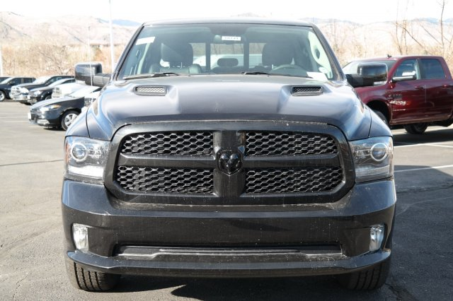 2018 Ram 1500 Quad Cab 4x4, Pickup #18245 - photo 8