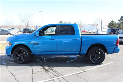 2018 Ram 1500 Crew Cab 4x4, Pickup #18253 - photo 5