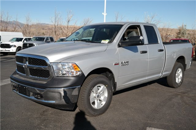 2018 Ram 1500 Quad Cab 4x4, Pickup #18255 - photo 1