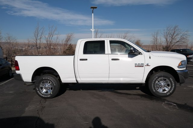 2018 Ram 2500 Crew Cab 4x4,  Pickup #18315 - photo 4