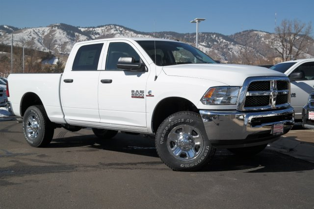 2018 Ram 2500 Crew Cab 4x4, Pickup #18412 - photo 1
