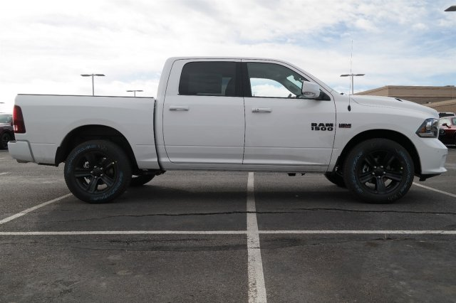 2018 Ram 1500 Crew Cab 4x4, Pickup #18438 - photo 3