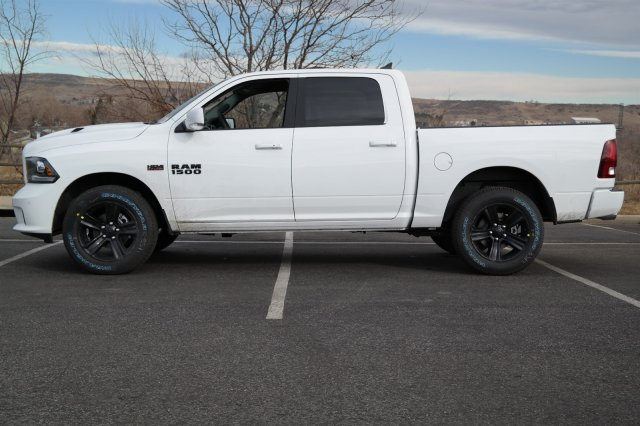 2018 Ram 1500 Crew Cab 4x4, Pickup #18438 - photo 4
