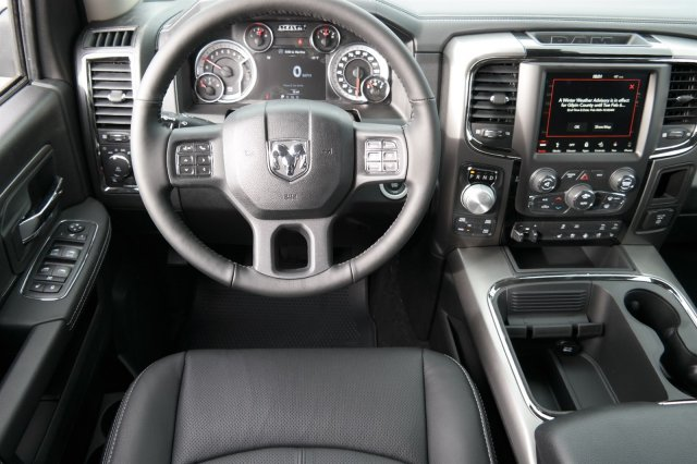 2018 Ram 1500 Crew Cab 4x4,  Pickup #18438 - photo 8