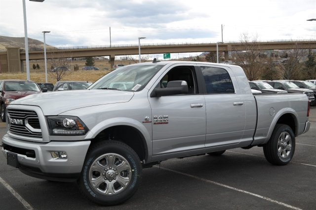 2018 Ram 3500 Mega Cab 4x4, Pickup #18477 - photo 1