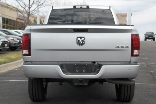 2018 Ram 3500 Mega Cab 4x4, Pickup #18477 - photo 4