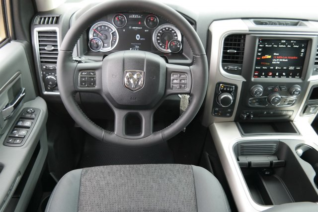 2018 Ram 1500 Crew Cab 4x4,  Pickup #18537 - photo 10