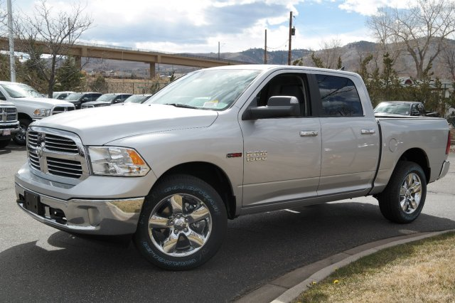 2018 Ram 1500 Crew Cab 4x4,  Pickup #18537 - photo 1