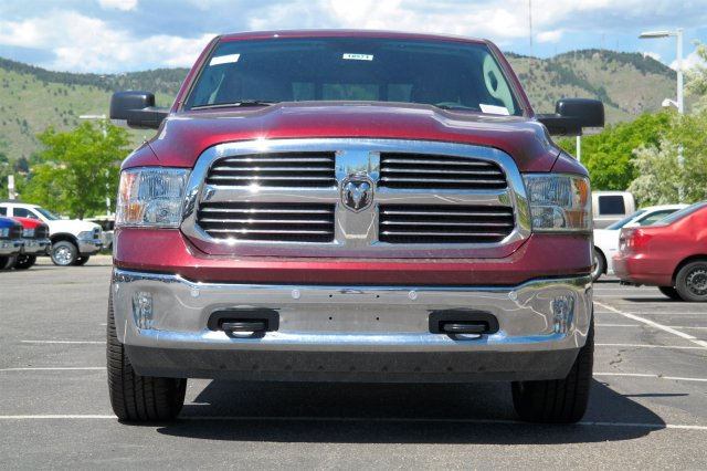 2018 Ram 1500 Quad Cab 4x4,  Pickup #18574 - photo 9