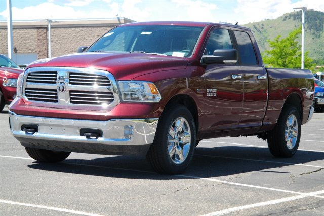 2018 Ram 1500 Quad Cab 4x4,  Pickup #18574 - photo 1