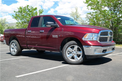 2018 Ram 1500 Quad Cab 4x4,  Pickup #18574 - photo 3
