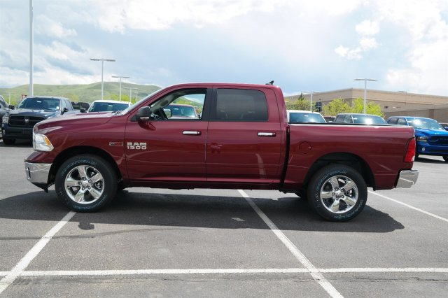 2018 Ram 1500 Crew Cab 4x4,  Pickup #18614 - photo 7