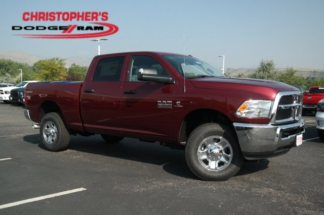 2018 Ram 3500 Crew Cab 4x4,  Pickup #18858 - photo 1